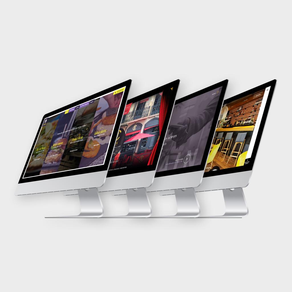 design site vitrine Rennes
