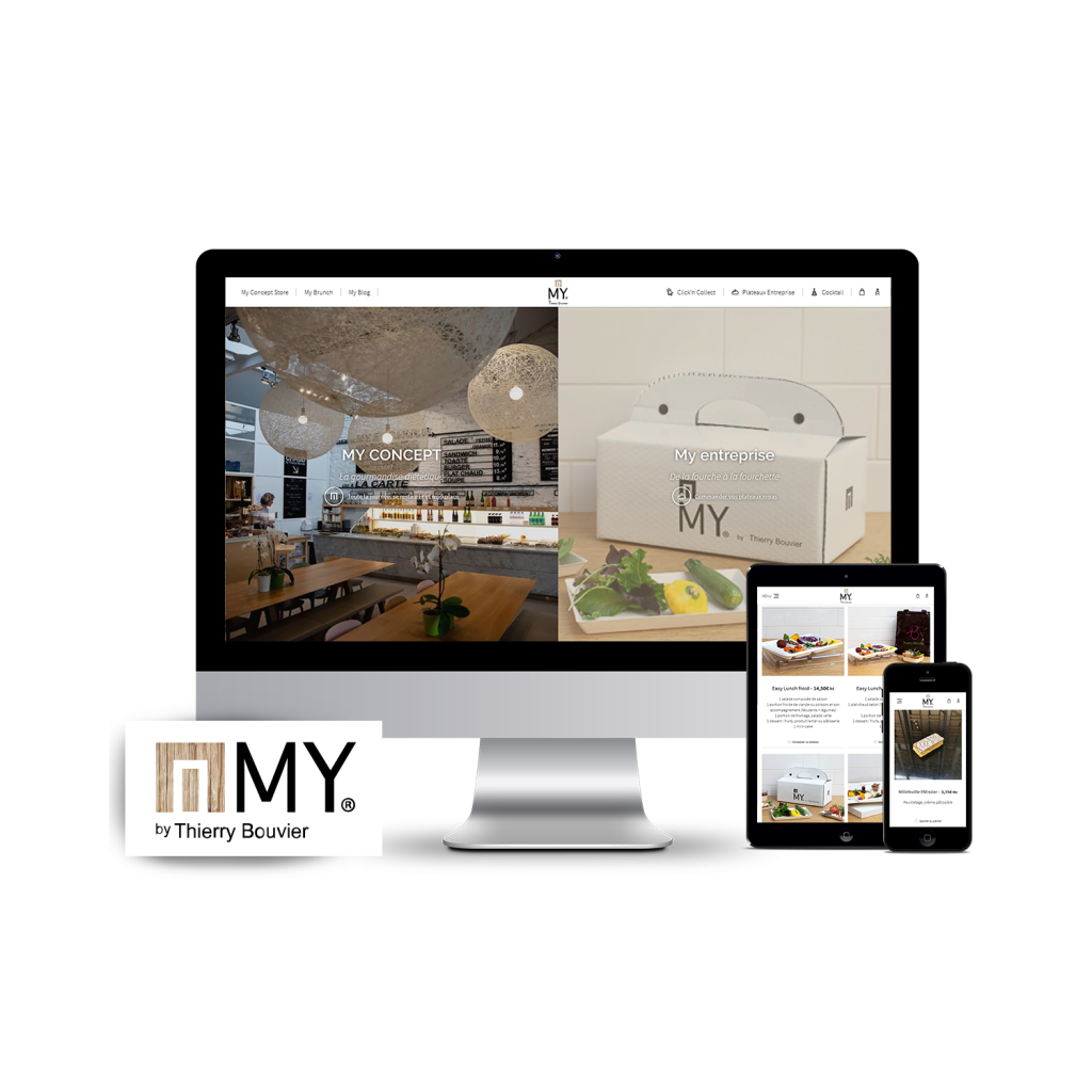 Le My Bouvier site click & collect Rennes